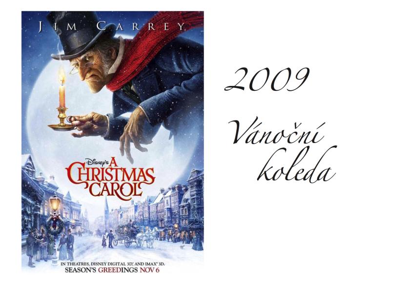 vanoce filmy