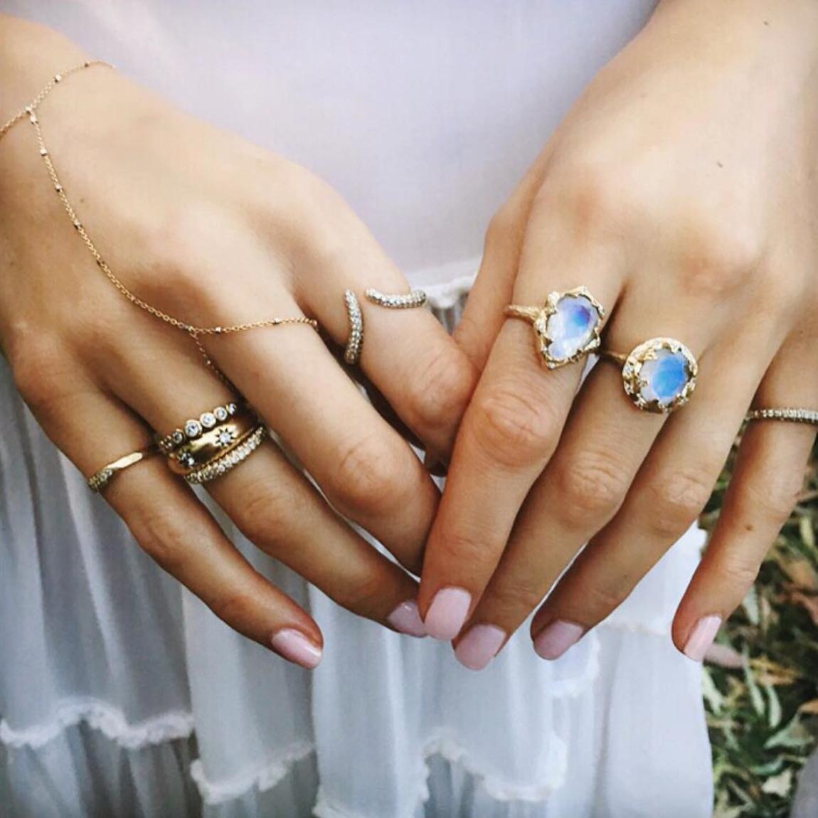 Vybrali Jsme Netradicni Zasnubni Prsteny Ktere Si Zamilujete