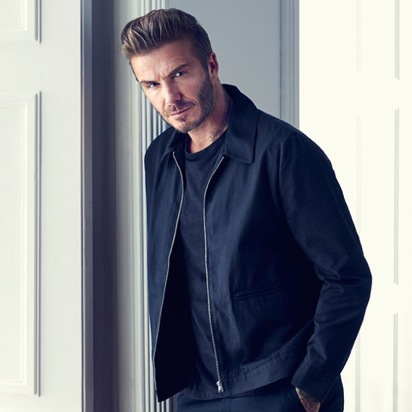 Letní Filmy Které Vás Budou Bavit: David Beckham: Hvězda Nové Kampaně H&M!