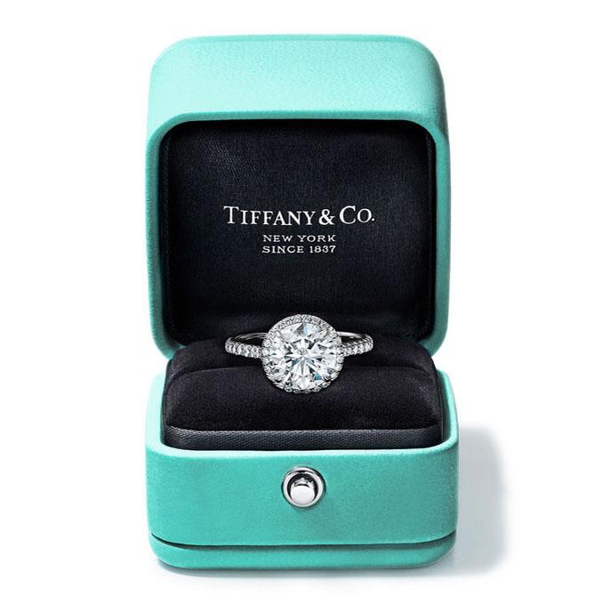 Nevesty Pozor Tiffany Co Predstavuje Novy Zasnubni Prsten