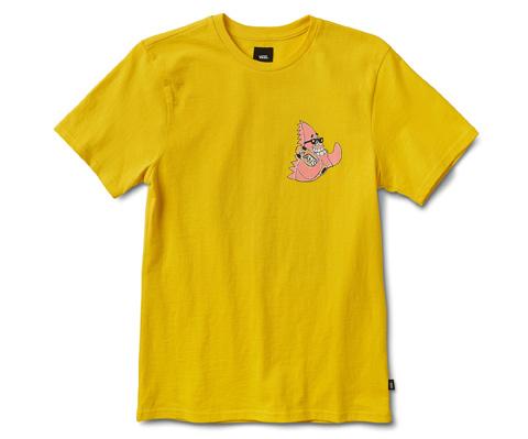 VANS_Spongebob_0A3HK7POT_VansxSpongebobPatrickSS_SpongebobYellow-front