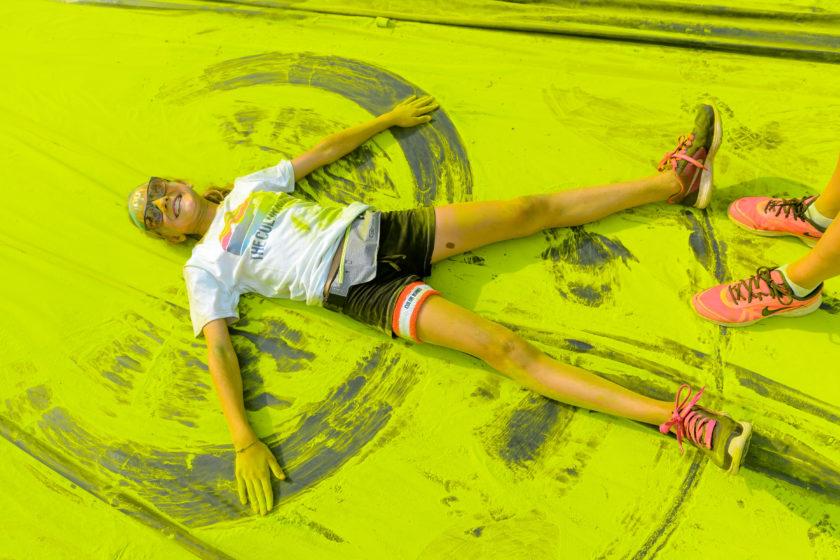 The Color Run je jedinečný barevný závod, který oslavuje zdraví, pohodu, individualitu a radost s ostatními. Není o výkonu, ale o zábavě - 03. 06. 2017 - (Foto: Martin FLOUSEK / www.thecolorrun.cz, www.martinflousek.com).