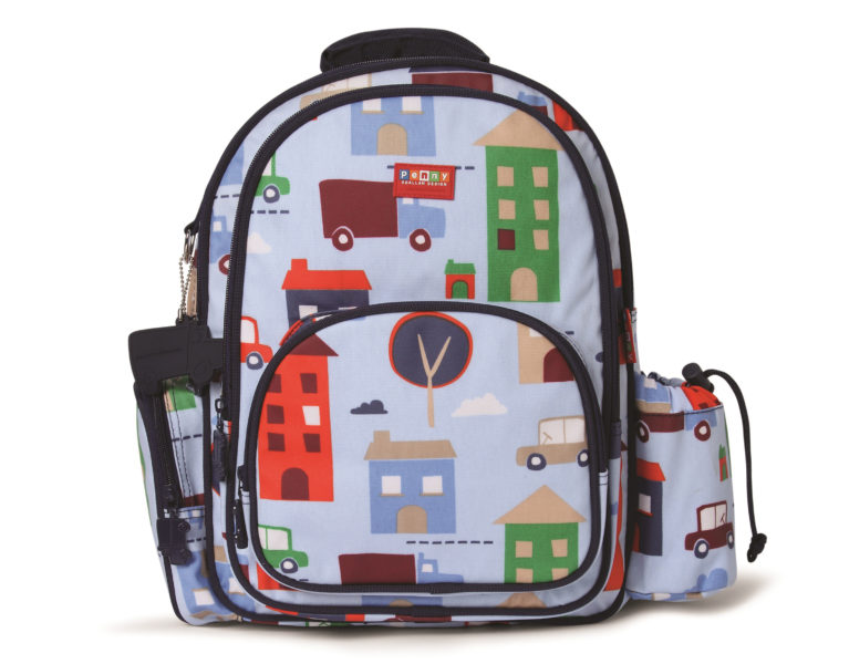 large back pack_big city