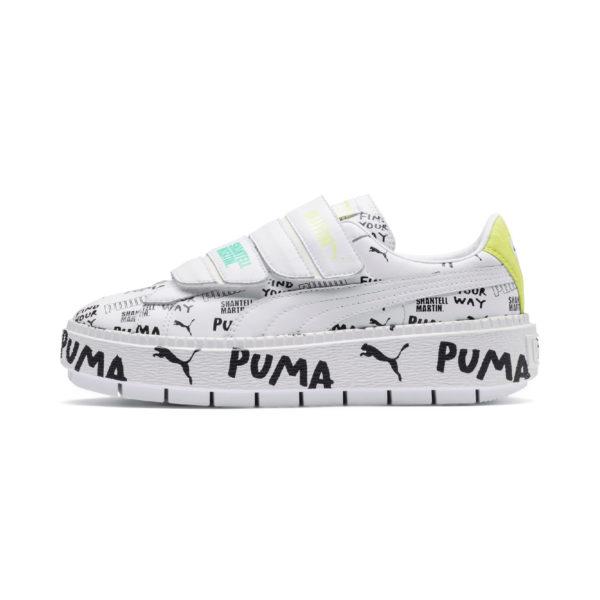 PUMA x SHANTELL MARTIN Platform Trace Strap Women's Sneakers_3499CZK (3)