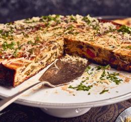 Zeleninová koláč_II
