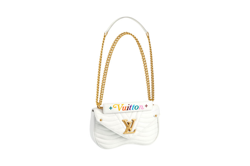 2ee900acb5 06-White Chain Bag Louis Vuitton New Wave ...