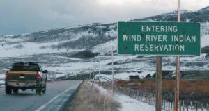 wind-river-reservation-road-sign
