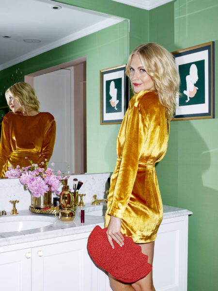 H&M HOME_At home with Poppy Delevingne_Bath