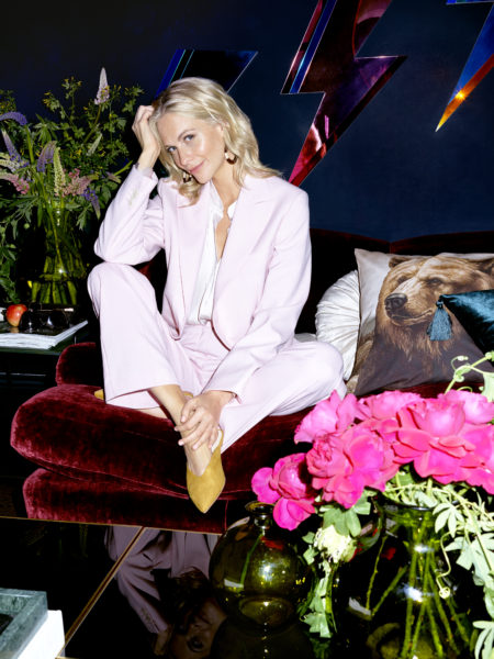 H&M HOME_At home with Poppy Delevingne_Living Room