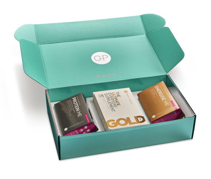 New Mum Nourish Box image