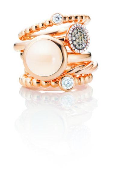 prsteny - kombinace Dolcini-Fantasia-Velluto